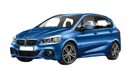 bmw serie 2 active tourer 216d business a Noleggio