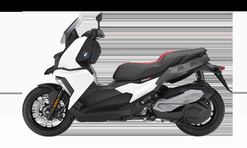 Bmw-Motorrad C 400 X a Noleggio