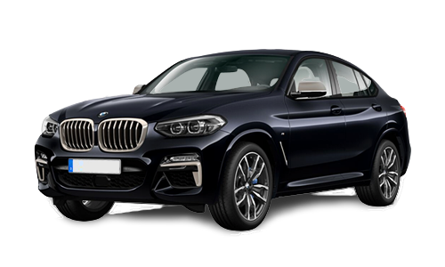 bmw x4 xdrive 20d business advantage mh48v a Noleggio