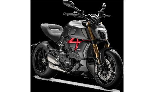 ducati diavel 1260sandstone grey/dark stealth motociclo (euro 4) a Noleggio