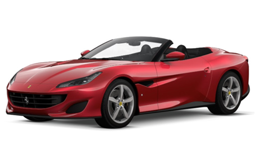 Noleggio Ferrari Portofino anticipo zero a € 3329