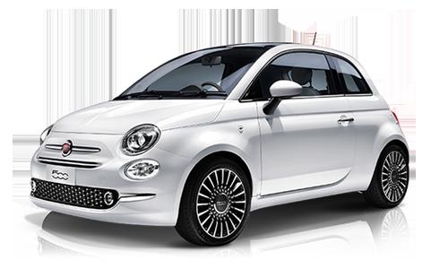 Fiat 500 1.2 69cv EasyPower Pop a Noleggio