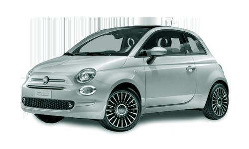 Fiat 500 1.0 70cv Ibrido Cult a Noleggio