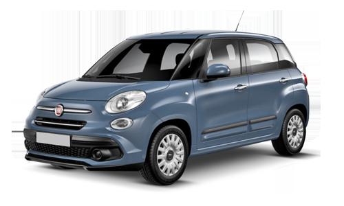 Noleggio lungo termine Fiat 500L N1 a partire da Euro 305 i.e.