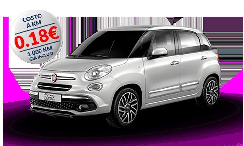Fiat 500L 1.4 95cv Mirror a Noleggio
