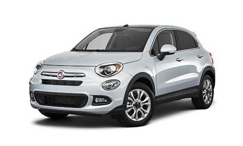 Noleggio lungo termine Fiat 500X a partire da 275 €