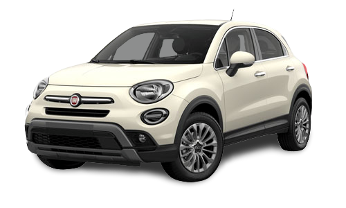 Noleggio lungo termine Fiat 500X N1 a partire da Euro 333 i.e.