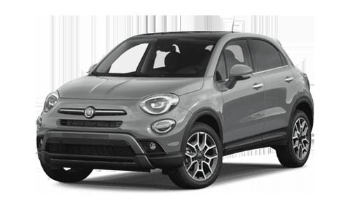 Noleggio lungo termine Fiat 500X a partire da Euro 308 i.e.