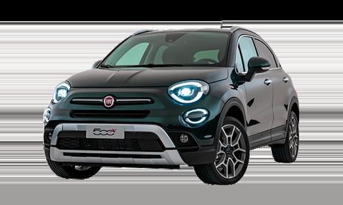 Noleggio lungo termine Fiat 500X a partire da Euro 271 i.e.