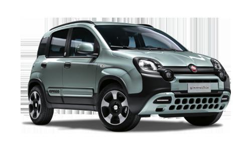Fiat Panda 1.0 70Cv Hybrid City cross a Noleggio