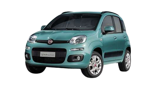 Fiat Panda 0.9 Twinair Turbo Easy Natural Power a Noleggio