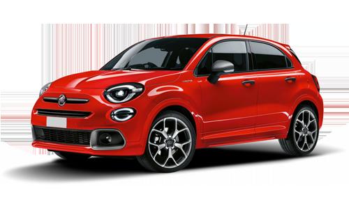 Noleggio lungo termine Fiat 500X a partire da Euro 307 i.e.