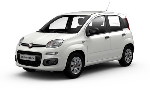 Noleggio lungo termine Fiat PANDA a partire da Euro 192 i.e.