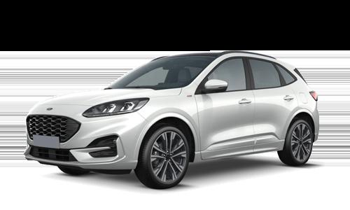 Ford KUGA 1.5 ecoblue 120cv 2wd connect auto - My: 2021 a Noleggio