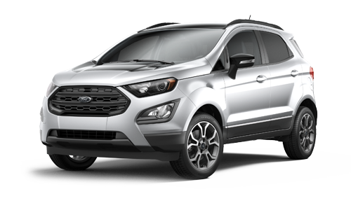 Noleggio lungo termine Ford Ecosport a partire da Euro 282 i.e.