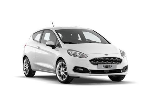 Noleggio lungo termine Ford Fiesta a partire da 243 €