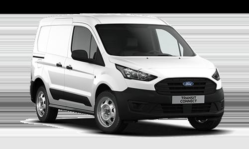 Noleggio lungo termine Ford Transit Connect 210 L2 H1 a partire da Euro 299 i.e.