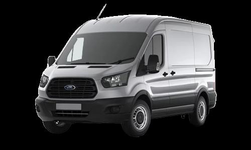 Noleggio lungo termine Ford TRANSIT a partire da Euro 339 i.e.