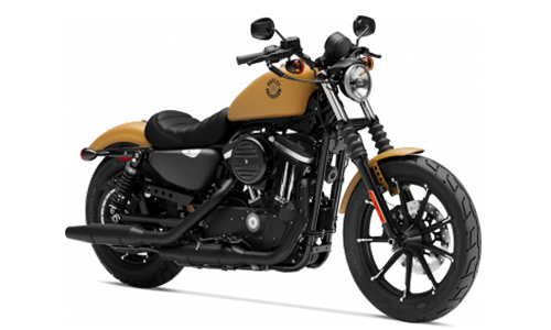 Noleggio lungo termine Harley-Davidson Sportser Iron 883 a partire da Euro 209 i.e.