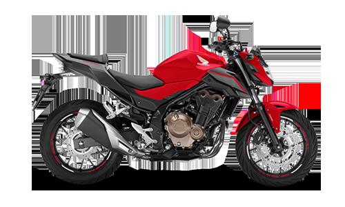 honda-moto cb-500 f abs a Noleggio
