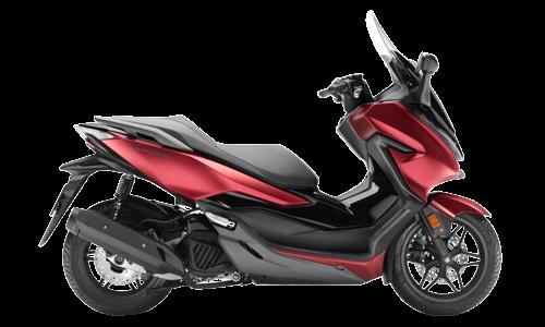 Honda-Moto Forza 125 ABS a Noleggio