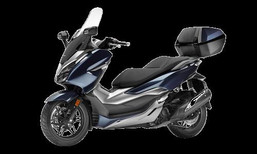 Noleggio lungo termine Honda-Moto Forza a partire da Euro 166 i.e.