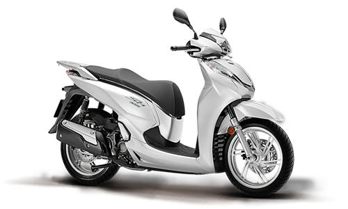 honda-moto sh 300 abs keyless con bauletto e parabrezza a Noleggio