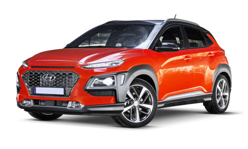 Noleggio lungo termine Hyundai Kona a partire da 299 €