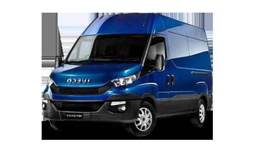 iveco daily furgone 33s14 v 3520 h1 + clima a Noleggio