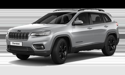 Noleggio lungo termine Jeep Cherokee My2019 a partire da Euro 543 i.e.