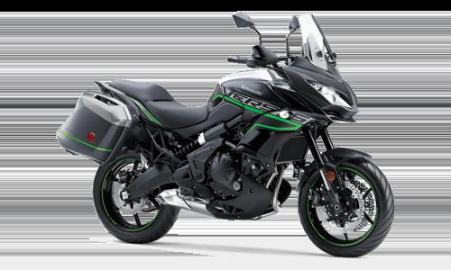 Noleggio lungo termine Kawasaki Versys a partire da Euro 188 i.e.