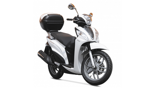 kymco people s 125i abs my20 a Noleggio