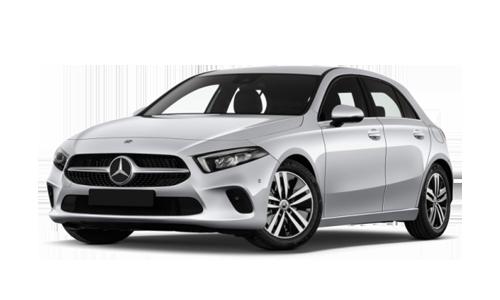 Noleggio lungo termine Mercedes Classe A a partire da Euro 400 i.e.