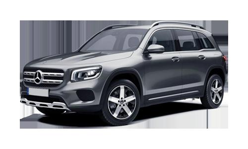 Noleggio lungo termine Mercedes GLB a partire da Euro 493 i.e.