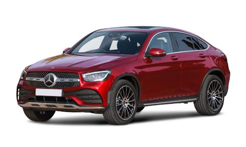 Noleggio lungo termine Mercedes GLC Coupé a partire da Euro 591 i.e.