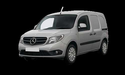 Noleggio lungo termine Mercedes Citan a partire da Euro 297 i.e.