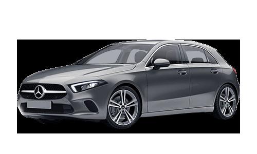 Noleggio lungo termine Mercedes Classe A a partire da Euro 625 i.e.