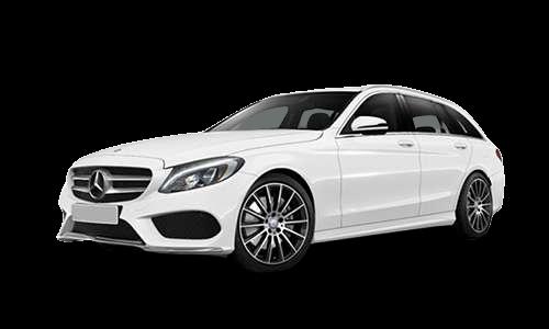 Noleggio lungo termine Mercedes Classe C SW a partire da Euro 426 i.e.