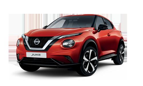 Nissan Juke 1.0 DIG-T 114 N-Connecta MT a Noleggio