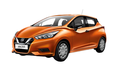 Noleggio lungo termine Nissan Micra a partire da Euro 262 i.e.