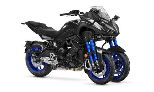 Noleggio lungo termine Yamaha Niken a partire da 323 €