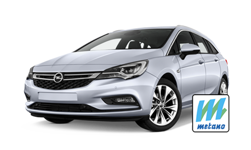 Noleggio lungo termine Opel Astra a partire da Euro 261 i.e.