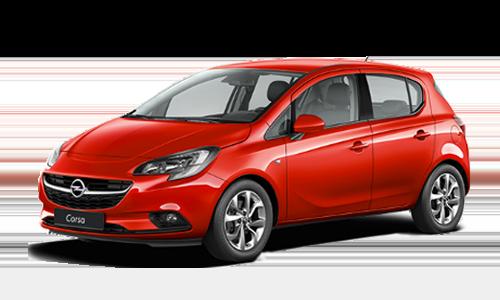 Noleggio lungo termine Opel Corsa a partire da Euro 261 i.e.