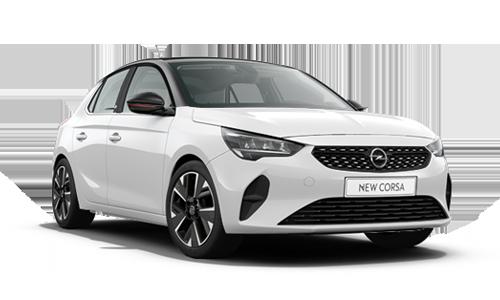 Opel CORSA 100 Kw e edition a Noleggio