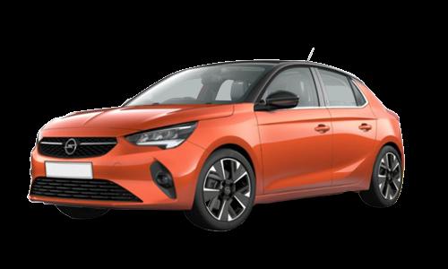 Noleggio Opel Corsa lungo termine