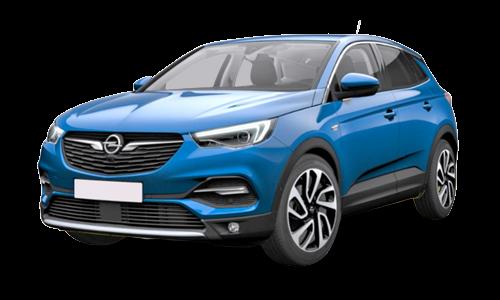 Noleggio lungo termine Opel GRANDLAND X a partire da Euro 363 i.e.