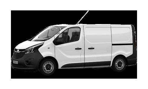 Noleggio lungo termine Opel Vivaro Furgone a partire da Euro 330 i.e.