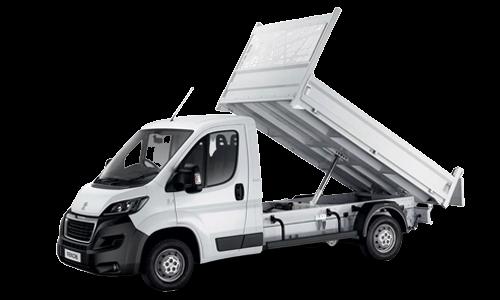Noleggio lungo termine Peugeot BOXER a partire da Euro 330 i.e.