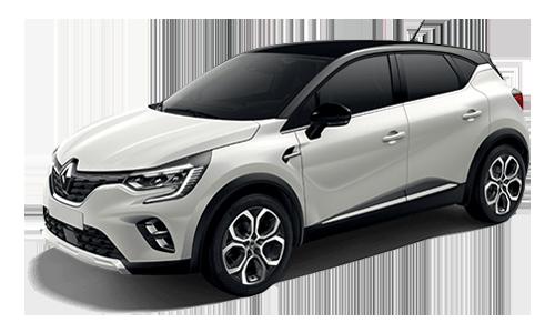Noleggio lungo termine Renault Captur a partire da Euro 280 i.e.