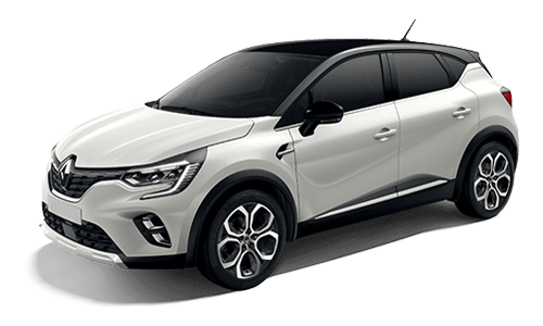 Renault Captur 1.6 phev e-tech 160cv intens - My: 2020 a Noleggio